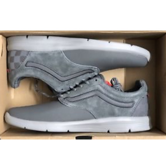 cfb77327e3e410 Vans Iso 1.5 Transit Line Pewter ultracush Shoes